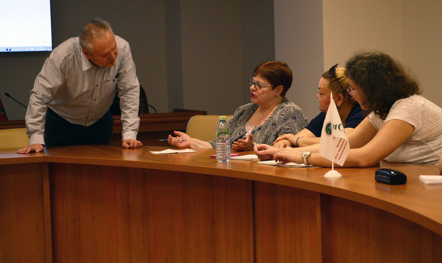 Регистратура поликлиники 4 в новороссийске
