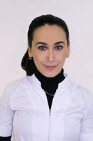 Цей Жанна Шамсудиновна