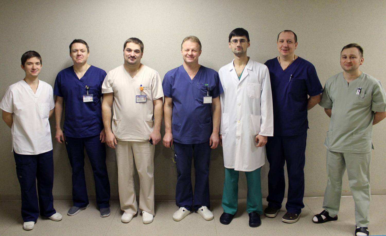 Областная больница кемерово урологическое отделение