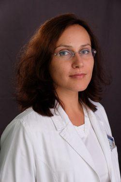 Левина Оксана Николаевна