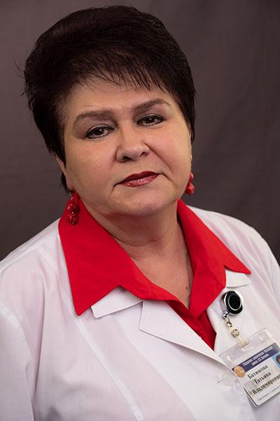 Батюкова Татьяна Владимировна