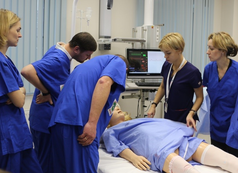 Охрана больниц и медицинских учреждений