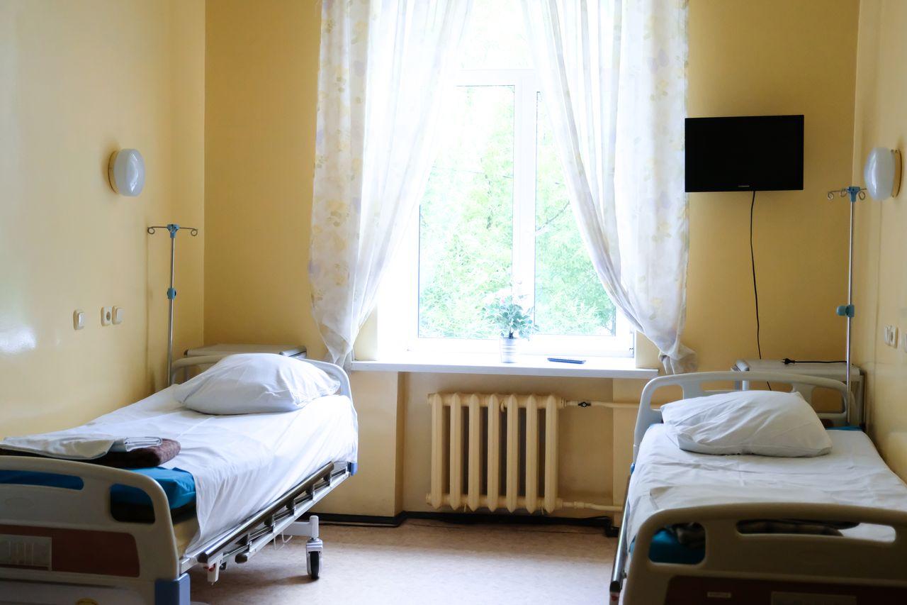 Детская больница кургана