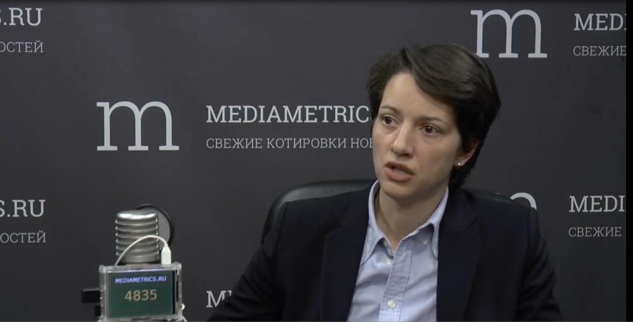 """О непрерывном образовании врачей и современных родах: эфир """"Медиа-метрикс"""""""