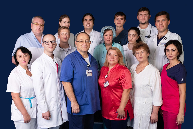 Онкологическое отделение №63