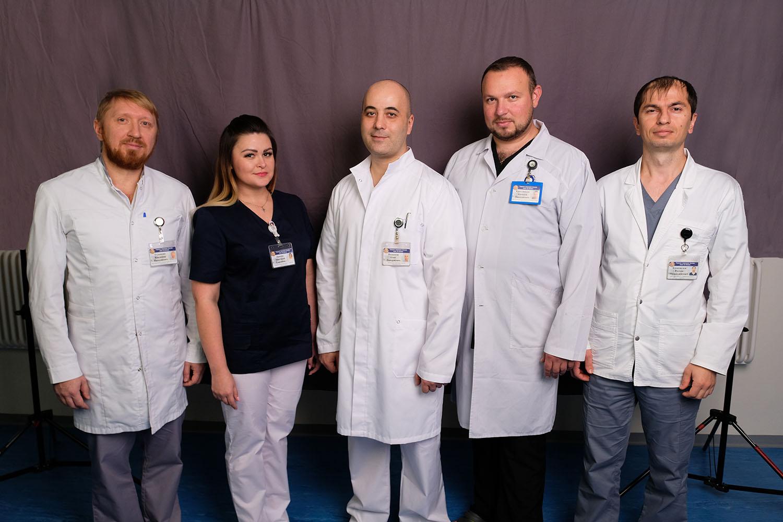 Отделение гнойной хирургии с костной патологией №21