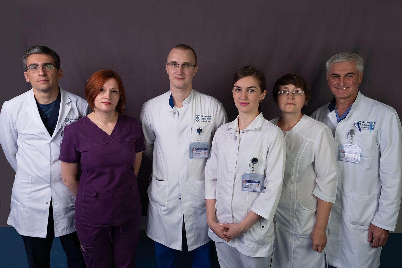 Хирургическое отделение трансплантации органов и (или) тканей человека №20