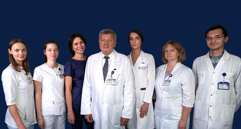 Неврологическое отделение для больных с острым нарушением мозгового кровообращения № 10