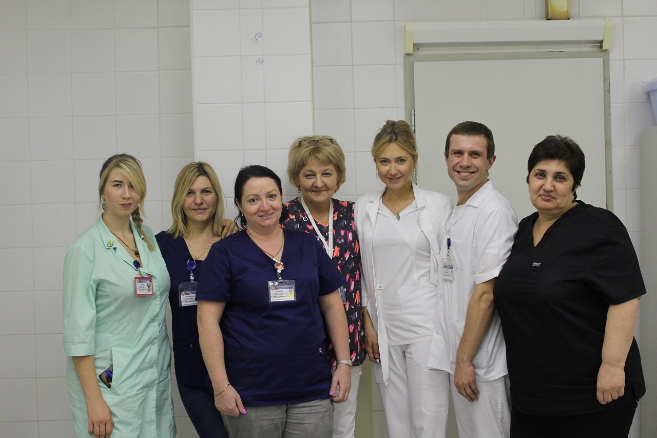 День открытых дверей по гинекологии состоялся в Боткинской