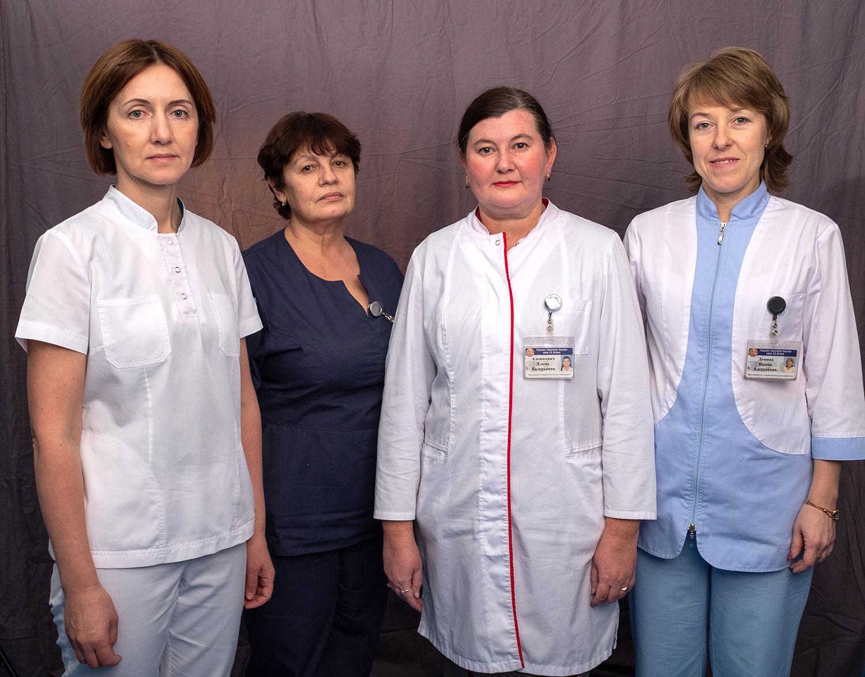 Кардиологическое отделение для больных с острым инфарктом миокарда №4