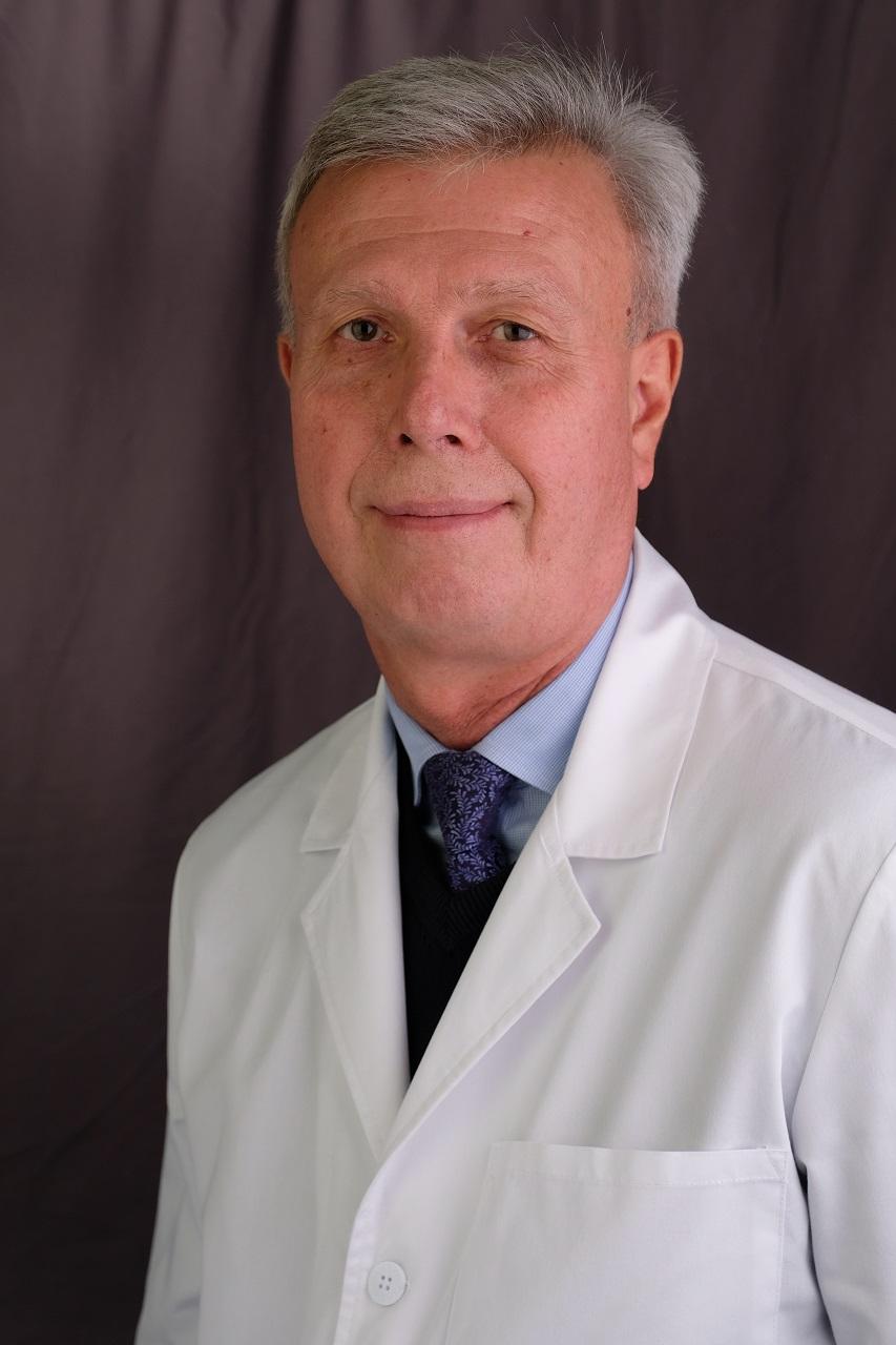 В.В.Птушкин, заместитель главного врача по гематологии Боткинской больницы