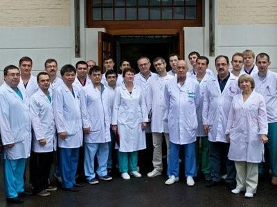 Кафедра урологии и хирургической андрологии