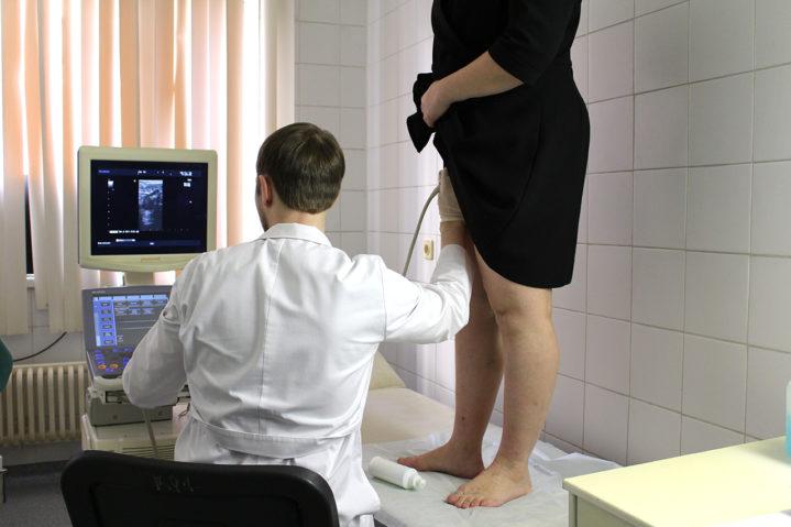 День открытых дверей на тему «Лечения варикозного расширения вен» состоялся в Боткинской больнице в субботу 23 ноября