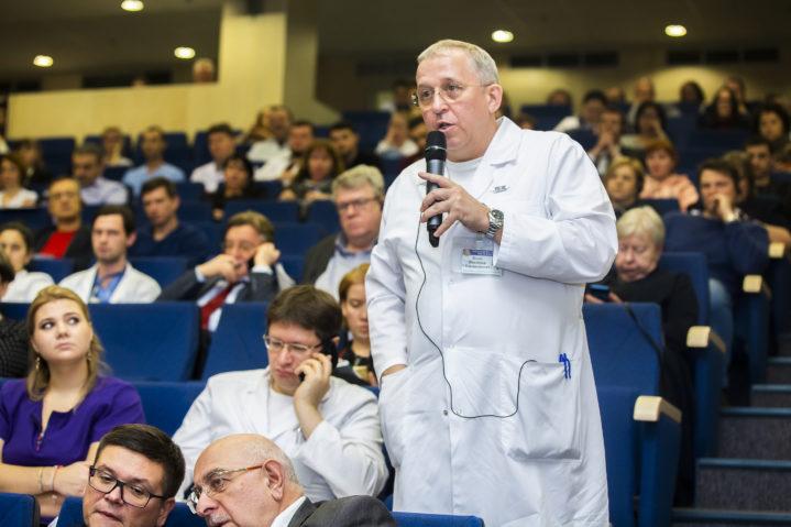 Международная научно-практическая конференция «Новые подходы к лечению первичных и вторичных злокачественных новообразований печени» прошла в Боткинской больнице 24-25 января 2020 года