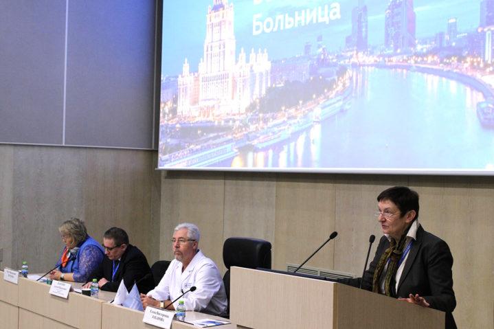 Около 600 специалистов приняли участие в объединенной конференции ко Всемирному дню почки World Kidney Day 2020, которая состоялась в Боткинской больнице 13 марта 2020 года.
