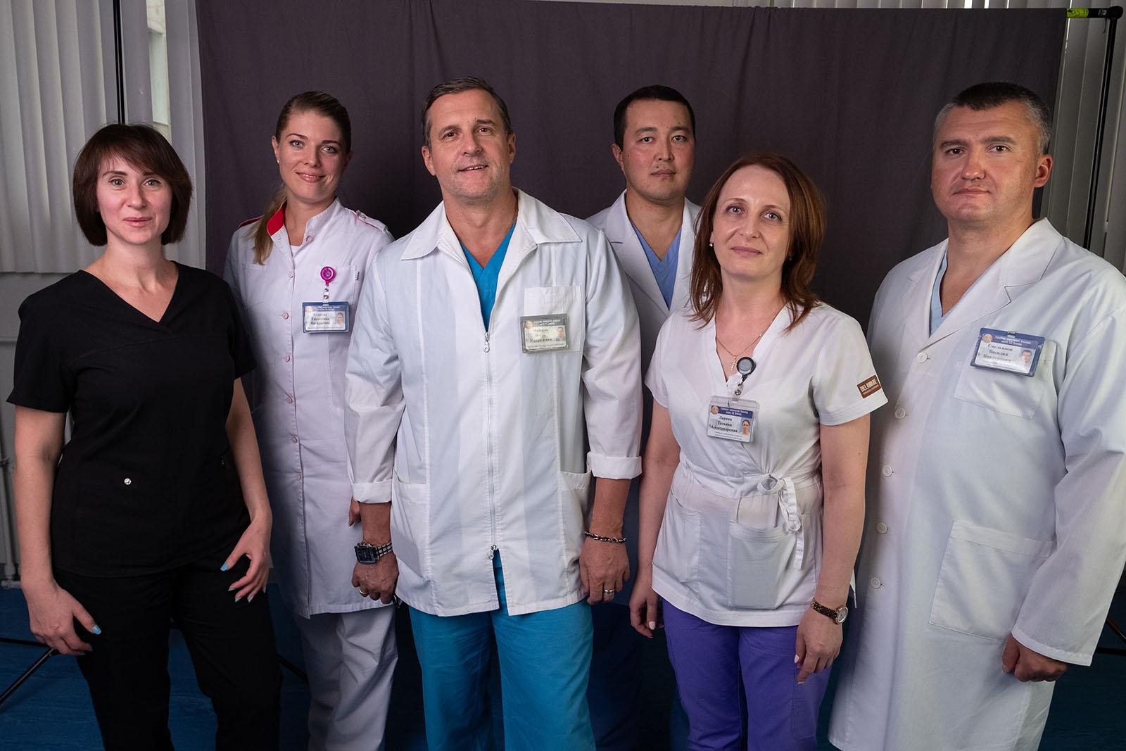 Отделение хирургического лечения сложных нарушений ритма сердца № 55