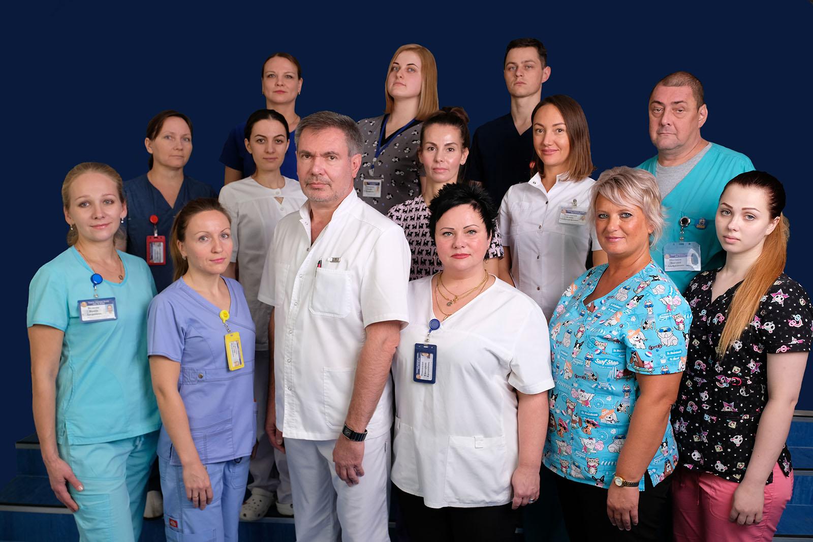 Отделение анестезиологии-реанимации №32