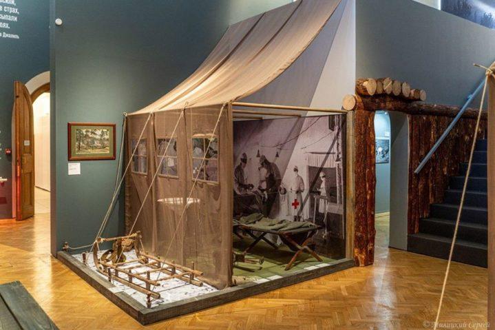 Боткинская представлена на выставке в Историческом музее