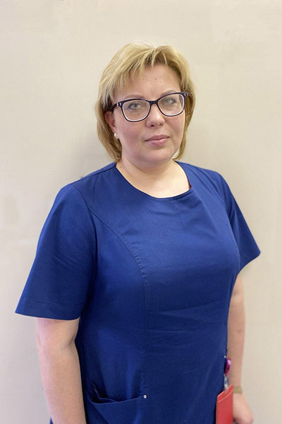 Панферова Ирина Витальевна