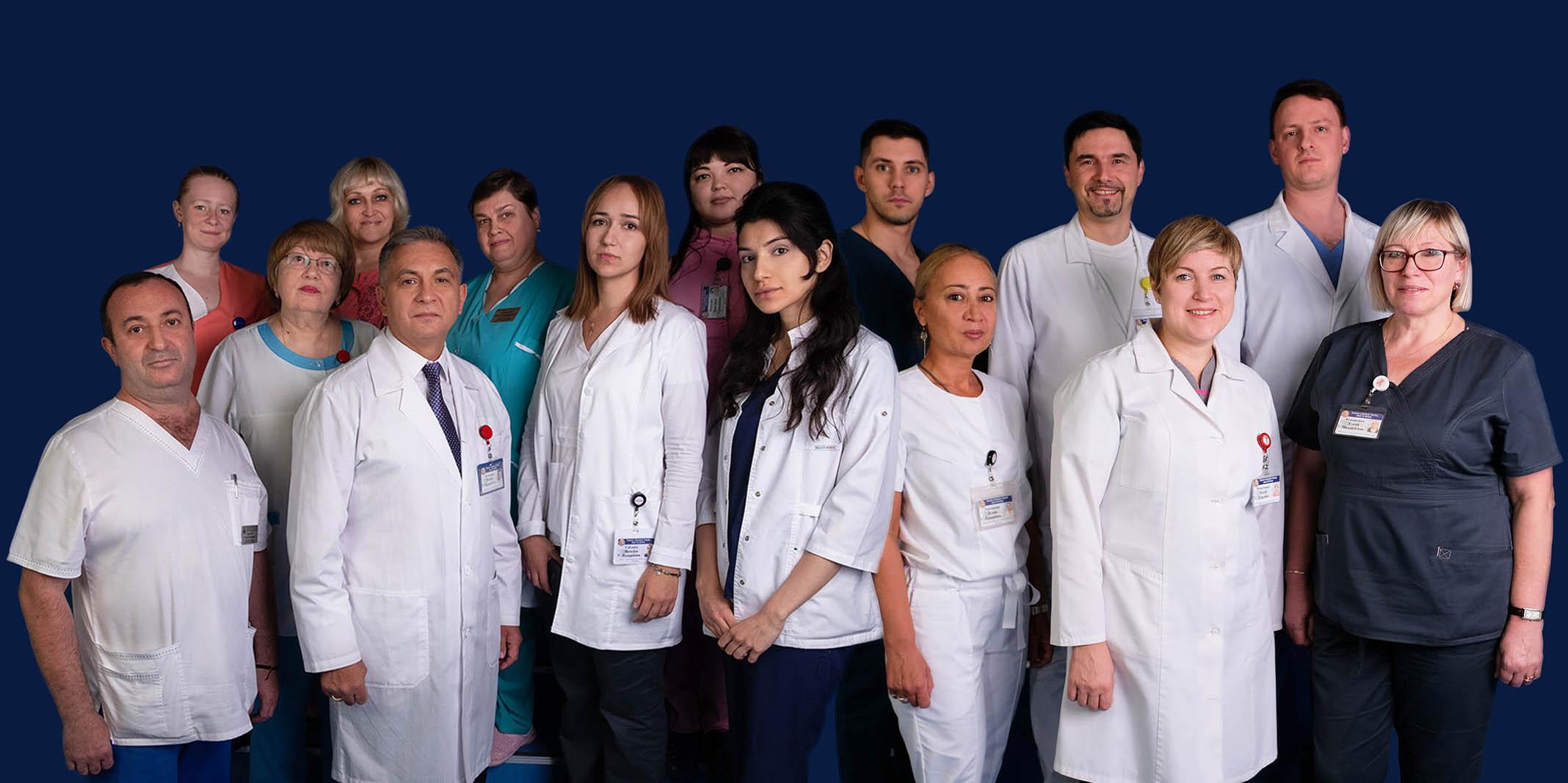 Гинекологическое отделение №22