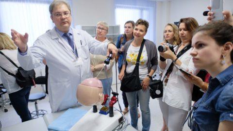 МСЦ запатентовал способ ускоренного обучения лор-хирургов