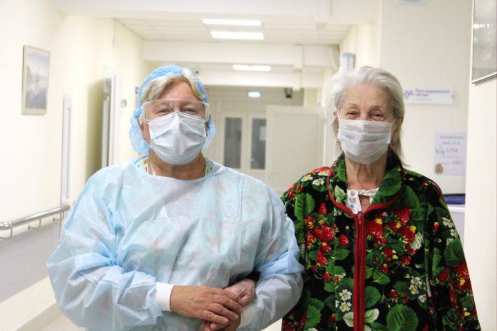 Паллиативное отделение Боткинской больницы ДЗМ.