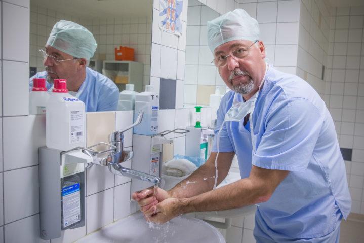 В период распространения коронавируса Боткинская больница сохранила объемы плановой медицинской помощи