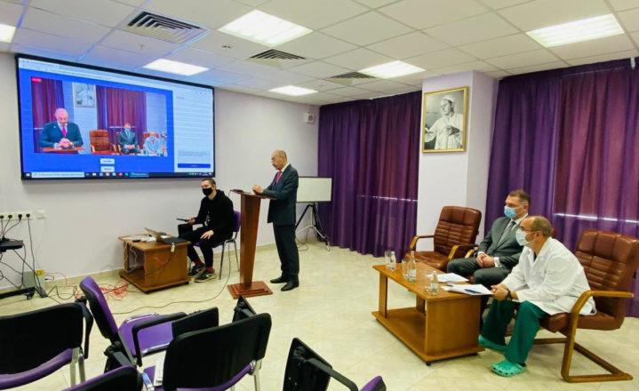 Врачи Боткинской приняли участие в двух конференциях в области трансплантологии и гепатопанкреатобилиарной хирургии