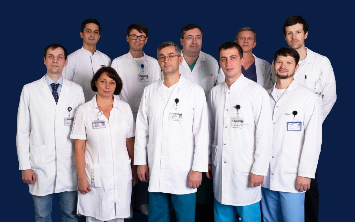 Отделение урологии №14 Боткинской больницы ДЗМ
