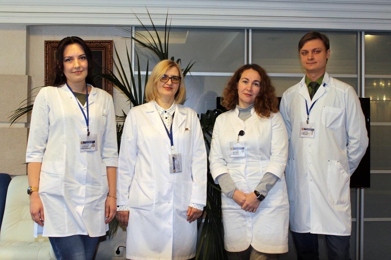 Отделение медицинской психологии Боткинской больницы ДЗМ.