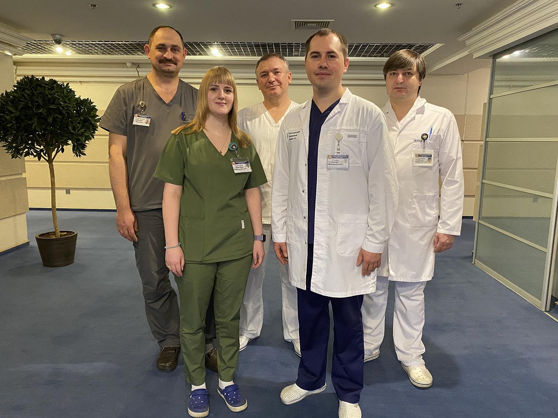 Хирургическое отделение №77