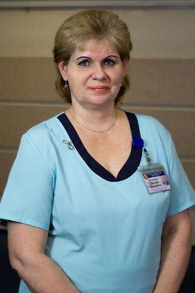 Булычева Светлана Николаевна