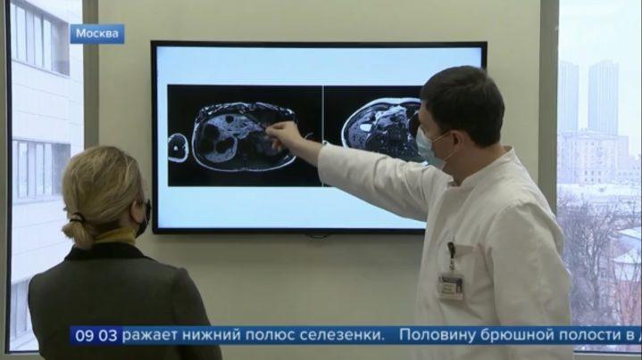 Врачи Боткинской спасли жизнь пациентки с тяжелым заболеванием – эхинококкозом