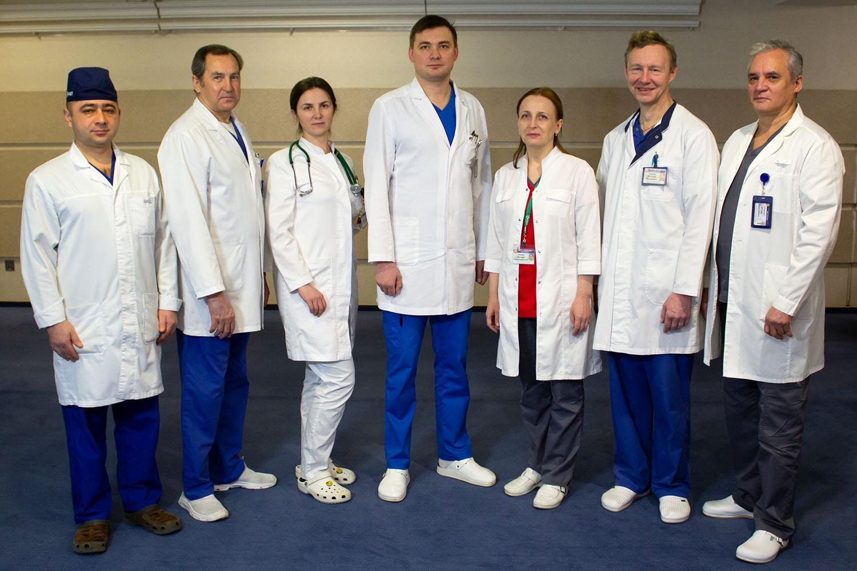 Кардиохирургическое отделение №40