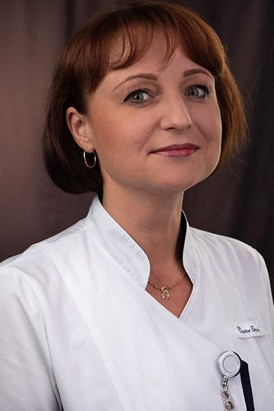Мина Светлана Сергеевна