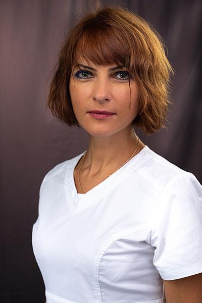 Сажина Алла Владимировна