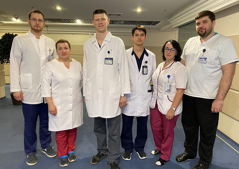 Онкохирургическое отделение №72