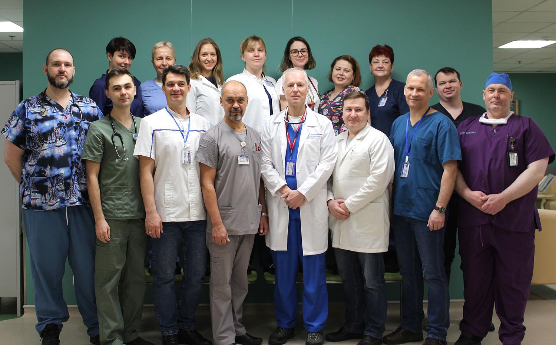 Отделение анестезиологии-реанимации №23