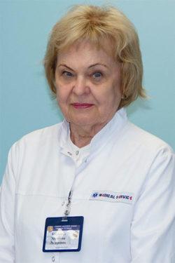 Бровкина Алевтина Фёдоровна