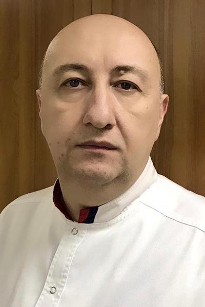 Гоголашвили Давид Гугушаевич