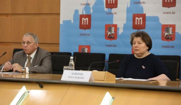 В Информационном центре правительства Москвы состоялась пресс-конференция, приуроченная к Национальному дню донора
