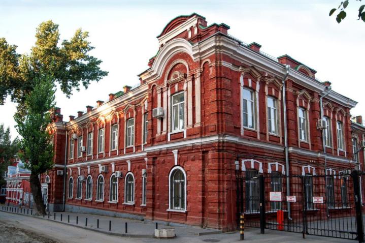 Ростовский государственный медицинский университет.