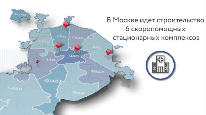 В Боткинской строится новый скоропомощной корпус