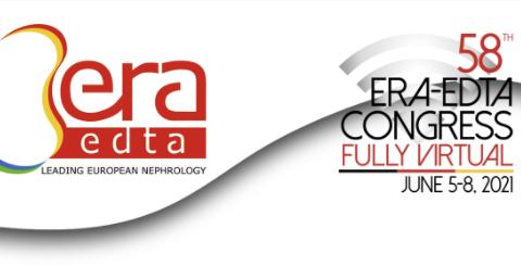Конгресс Европейской почечной ассоциации ERA-EDTA 2021