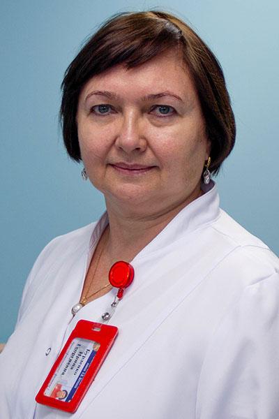 Бурденко Ирина Георгиевна