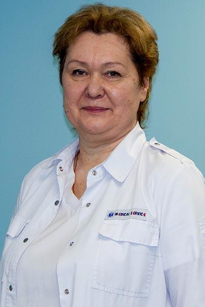 Кирейченкова Жанна Геннадиевна
