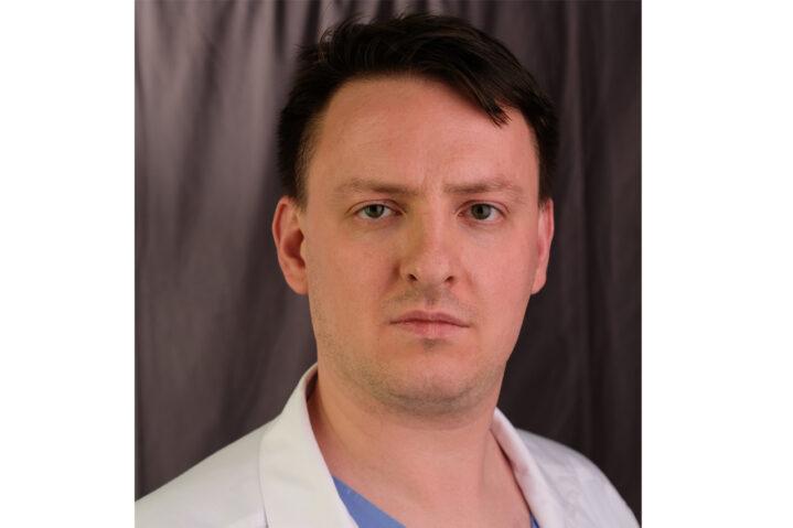 Врач-гинеколог отделения онкогинекологии №70 И.И.Куранов.