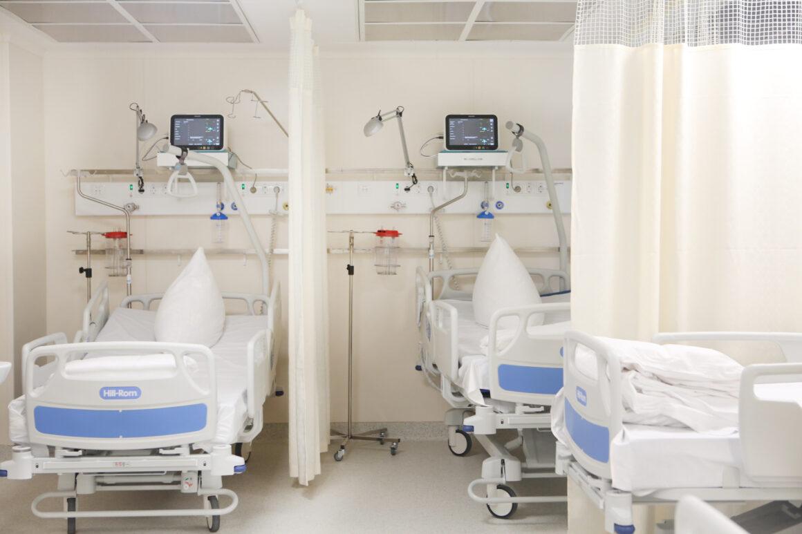 Палата пробуждения. Эндоскопический центр Боткинской больницы.