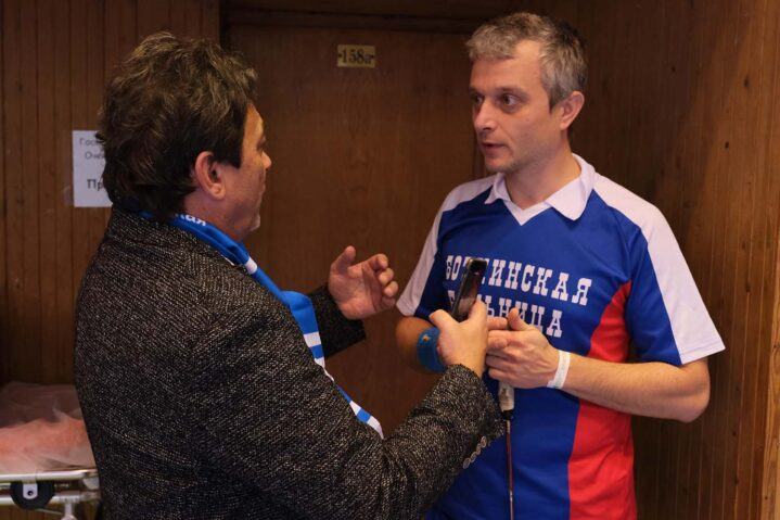 Команда Боткинской больницы завоевала золото на чемпионате по бадминтону среди медицинских работников