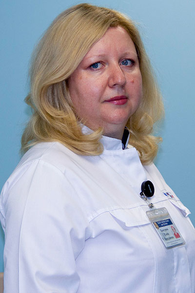 Цыпурина Елена Николаевна